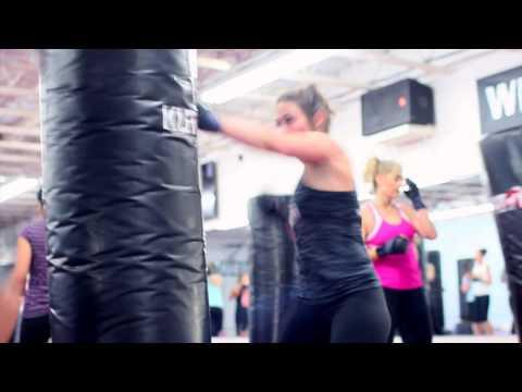 Santa Barbara Fitness Kickboxing Program at MAFF 963-6233