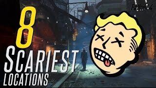 8 Scariest Places in Fallout 4