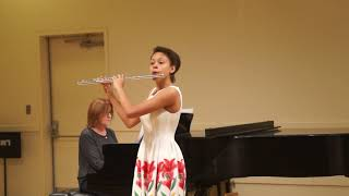 Sasha Blackman, Polonaise and Badinerie from Suite in B Minor J.S. Bach