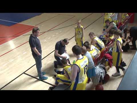 c09a8c40f5 V sobotu 23. marca odohrali mladší žiaci Basketbalového klubu dvojzápas  proti Považskej Bystrici.