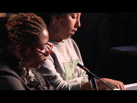 Breaking Silence: A Hearing on Girls of Color (Farah Tanis)