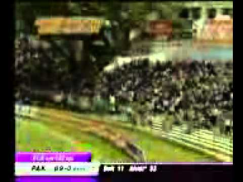 Boom Boom Afridi  102  of  32 ball- Travel Video