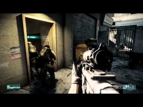 Battlefield 3 GDC 2011 Trailer (PC, PS3, Xbox 360)