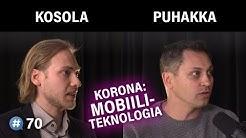 Korona: Mobiiliteknologia (Jussi Kosola & Joona Puhakka) | #puheenaihe 70