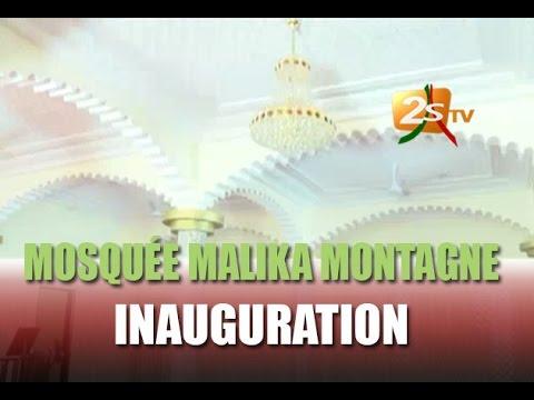 Inauguration mosquée Malika Montagne