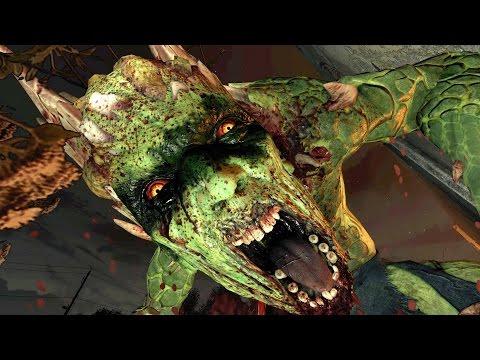 Dying Light The Following Night Hunter Rampage Ultra Settings GTX 980