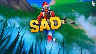 Fortnite Montage- SAD (Luke Christopher) [Free Clips to edit]