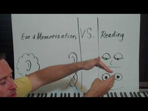 Sight Reading Lecture Part 2