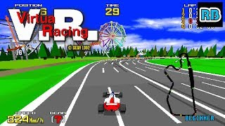 1992 [60fps] Virtua Racing Beginner 7S 3