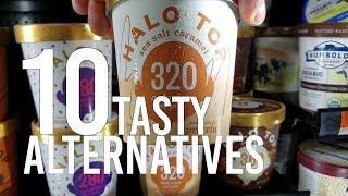 10 Tasty Low Calorie Alternatives