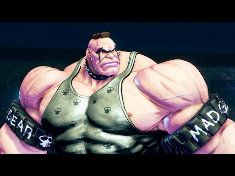 SFV: Abigail Reveal Trailer