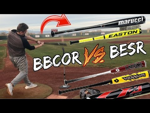 bbcor vs besr bat Question1 what are the drop weight limitations on bbcor compliant bats for the various age groups 2 what are the drop weight limitations on 115 bpf.