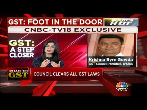 Excl: Karnataka's GST Council member speaks to CNBC-TV18