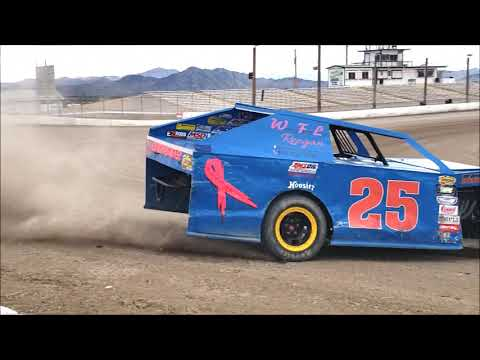 Practice Session 2-13-19 Pahrump Valley Speedway