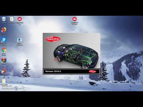 Diagnostic Software Delphi & Autocom Cars / Trucks Full+ Keygen (2019)