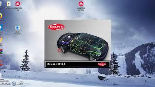 Diagnostic Software Delphi & Autocom Cars / Trucks Full+ Keygen (2019)