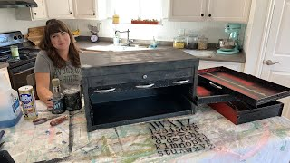🔴 DIY Organizer From An Old Toolbox   WNW