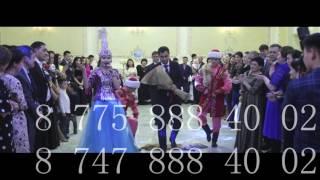 Кыз узату в Астане  Самый шикарный театрализованный вывод невесты