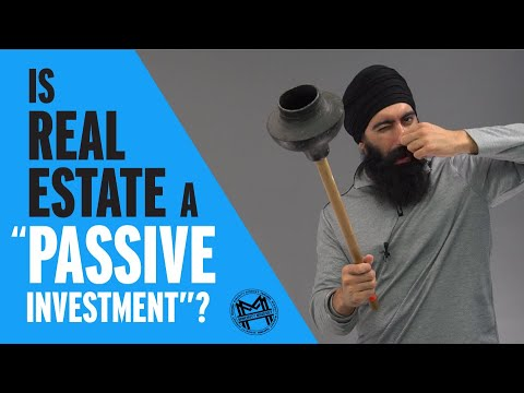 How To Earn Passive Income With Real Estate Investing