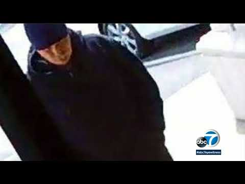 Huntington Beach Armed Robbery Suspect Hits Another Bank | ABC7