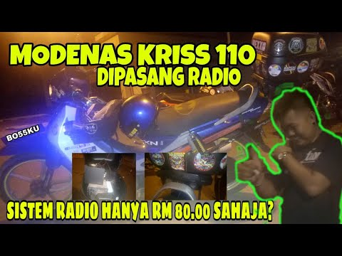 Full Download] Modenas Kriss 110 Standart Review