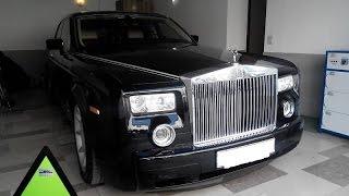 Продажа АВТО РОЛС РОЙС Rolls Royce Phantom VII 2005 Тест драйв