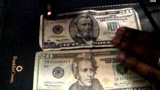 CATCH THE COUNTERFEIT MONEY