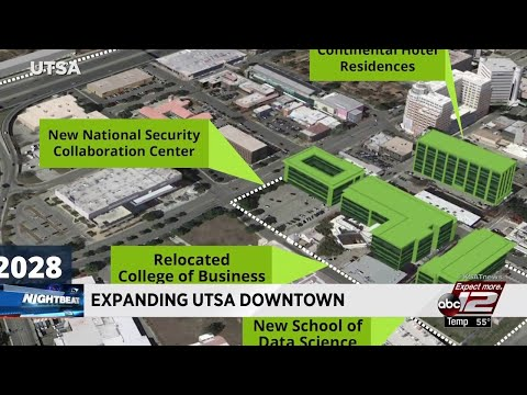 City Council to consider property sales for UTSA downtown expansio