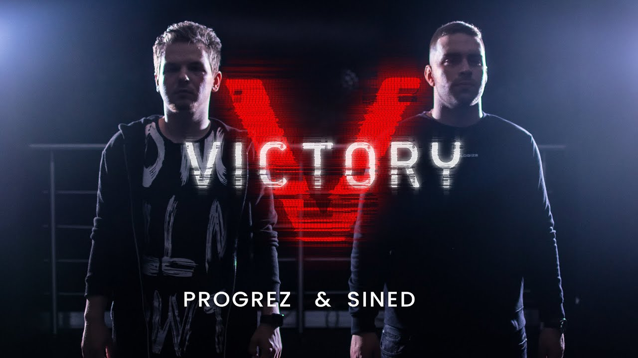 Sined & PROGREZ - Victory (Official Video)
