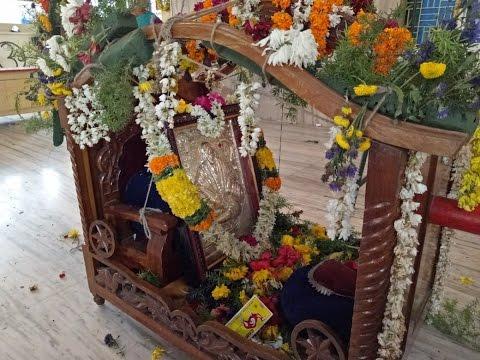 Kadilindi Sri Sai pallaki