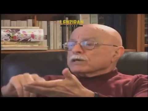 Pioneer journalist and writer Sadredin Elahi talk about his life and carrier with VOA Persian TV