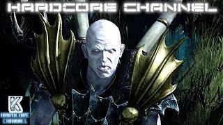 Total War Warhammer - прохождение Hardcore Вампиры 1 Восставшие