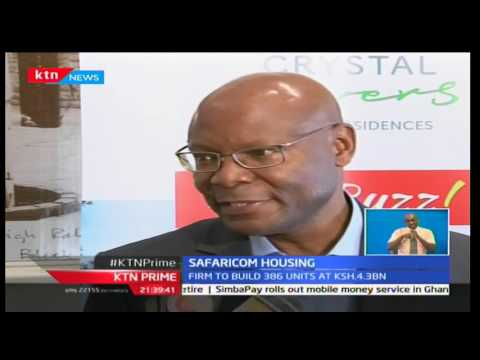 KTN Prime: Safaricom's pension scheme looks to set up a 4.3 billion real estate development