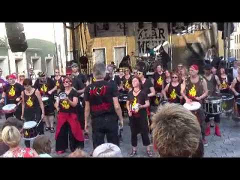 Altstadtfest Amberg, Jalapenos Percussion