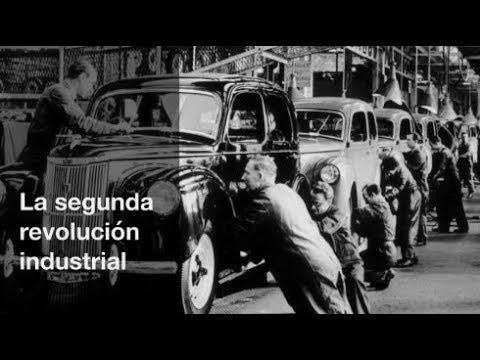 La Segunda Revolución Industrial Etapas Y Cambios Tecnológicos Youtube