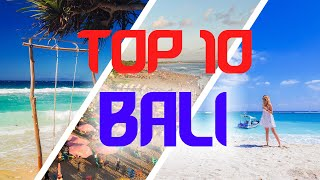Best Beaches in BALI - Indonesia - What to see in Bali