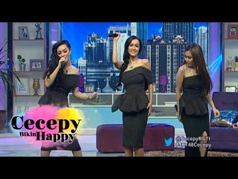 Cecepy 'Yang Penting Happy' Untuk Penonton Cecepy [Cecepy] [9 Maret 2016]