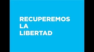 Recuperemos la libertad | Spot Partido Libertario 2019