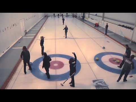 Bratislava Curling Women 2018 2 dio