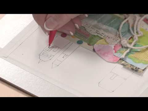 Preview   Creative Girl Workshop: Watercolor Story Blocks with Danielle Donaldson