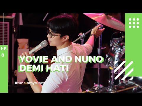 YOVIE AND NUNO - Demi Hati (Dikta Focus)   LIVE Trans Studio Mall Cibubur 2019 #TuneInMyTunes Ep.8