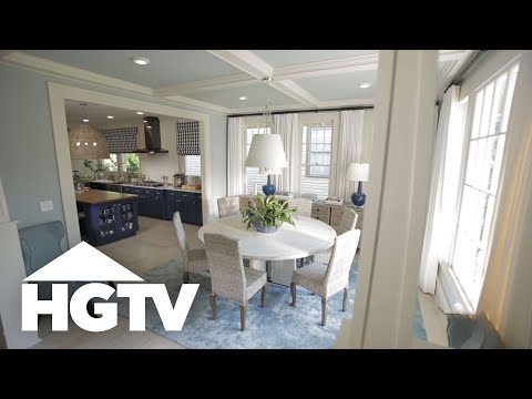 HGTV Urban Oasis 2017   Kitchen And Dining Room Tour