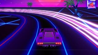Гонки на заходе солнца (Sunset Racing) // Трейлер