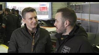 How Academy Motorsport racing driver Matt Nicoll-Jones got into racing