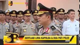 Download Video KAPOLRI PIMPIN UPACARA SERTIJAB LIMA KAPOLDA & DUA PATI POLRI MP3 3GP MP4