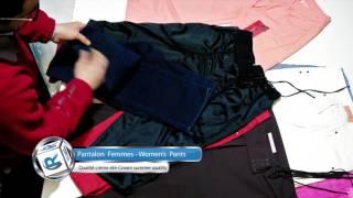 Rakitex - Pantalon femme , Women's pants  (Qualité crème été- Cream summer quality)