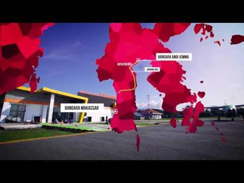 Profil Bandar Udara Bua dan Bandar Udara Andi Jemma