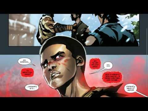 Новинки комиксов. Mortal Kombat X, Эра Альтрона, Хоукай, Американский вампир Распаковка
