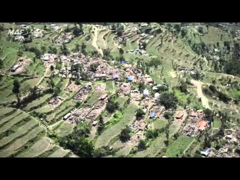 Helicopter Flight in Nepal - MAF