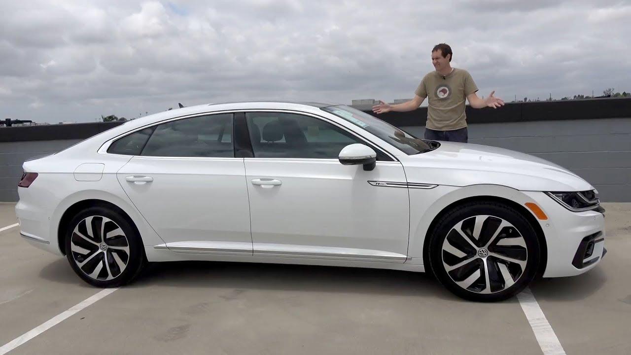 Volkswagen Arteon 2019 года - странный и великолепный